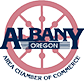 Albany Area Chamber of Commerce logo | Tangent and Albany Auto Repair