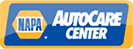 NAPA AutoCare Center logo | Tangent and Albany Auto Repair