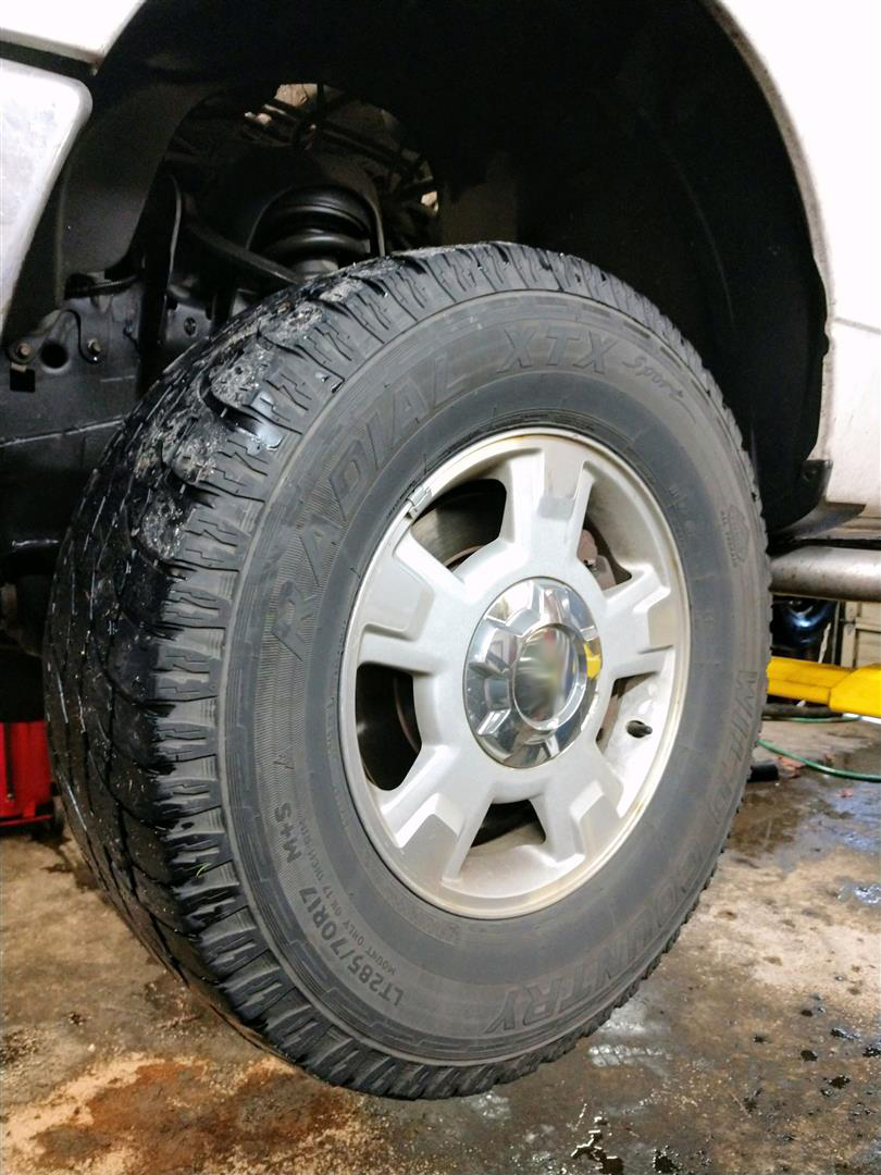 How often should I have my tires rotated?